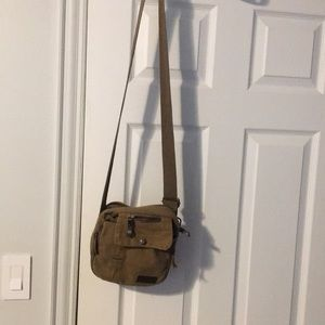 Handbags - Khaki purse